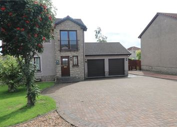 Thumbnail 4 bed detached house for sale in Gardner Crescent, Leven, Fife