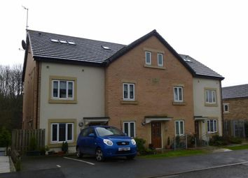 Thumbnail 2 bedroom flat for sale in Leighton House, New Mills, Derbyshire