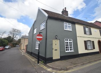 Thumbnail 2 bed terraced house to rent in Duke Street, Hadleigh, Ipswich