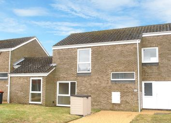 Thumbnail 3 bed end terrace house for sale in Oak Lane, Raf Lakenheath, Brandon