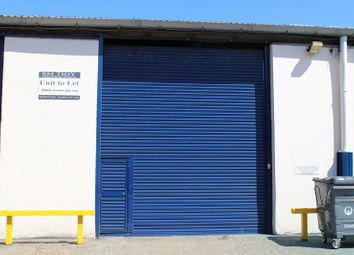 Thumbnail Light industrial to let in Unit 8, Sm Tidy Industrial Estate, Burgess Hill, West Sussex