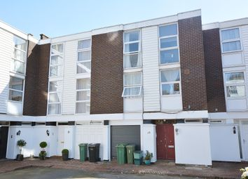 Thumbnail Town house for sale in Hornby Close, Swiss Cottage