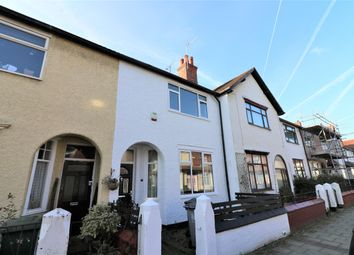 Thumbnail 3 bed terraced house for sale in Liscard Grove, Wallasey