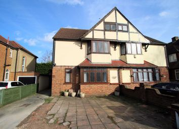 Thumbnail 5 bed semi-detached house for sale in Parkfield Crescent, Harrow