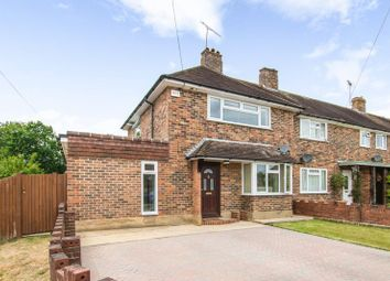 Thumbnail 3 bed terraced house for sale in The Horseshoe, Godalming