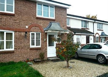 Thumbnail 2 bedroom terraced house to rent in Chequers Close, Bobblestock, Hereford