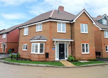 Thumbnail 3 bed detached house for sale in Cresswell Park, Roundstone Lane, Angmering, West Sussex