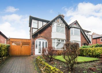 Thumbnail 3 bed semi-detached house for sale in Bedale Road, Sherwood, Nottingham