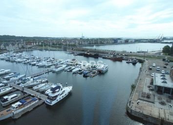 Thumbnail 2 bed flat to rent in Chatham Quays, Dock Head Road, St. Marys Island, Chatham