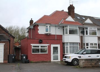 Thumbnail 5 bed semi-detached house to rent in Grestone Avenue, Handsworth Wood, Birmingham