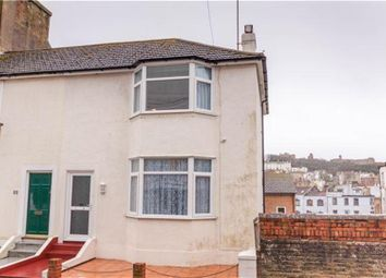 Thumbnail 2 bed end terrace house for sale in Earl Street, Hastings