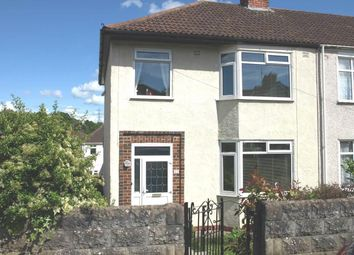 Thumbnail 3 bed terraced house to rent in Sherwell Road, Brislington, Bristol