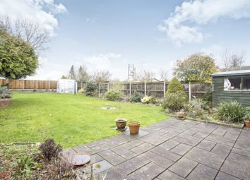 Thumbnail 2 bedroom detached bungalow for sale in Hill View, North Pickenham, Swaffham