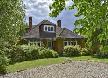 Thumbnail 4 bed detached house to rent in East End, Lymington, Hampshire