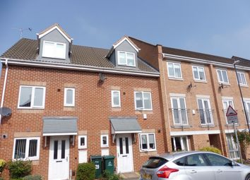Thumbnail 3 bed town house for sale in Common Way, Stoke Heath, Coventry