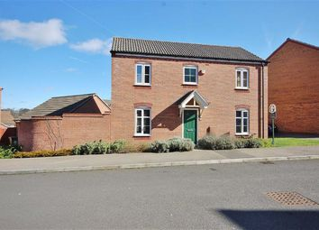 Thumbnail 3 bed detached house for sale in Swallow Crescent, Ravenshead, Nottingham