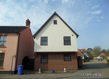 Thumbnail 2 bedroom detached house to rent in Blyburgate, Beccles