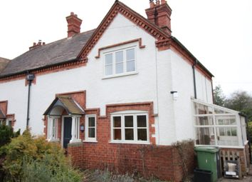 Thumbnail 2 bed semi-detached house to rent in Sansaw Road, Clive, Shrewsbury