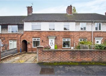 Thumbnail 3 bed terraced house for sale in Harlow Street, Blidworth, Mansfield