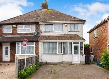 Thumbnail 3 bed semi-detached house for sale in Windermere Road, Patchway, Bristol