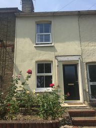Thumbnail 2 bedroom terraced house to rent in Chalk Road South, Bury St. Edmunds