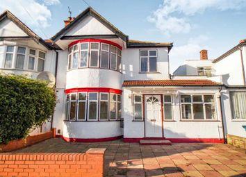 Thumbnail 6 bed semi-detached house to rent in Christchurch Avenue, Kenton, Harrow