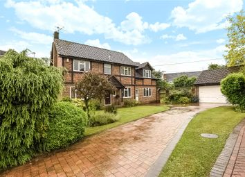 Thumbnail 5 bed detached house for sale in Clarendon Close, Winnersh, Wokingham, Berkshire