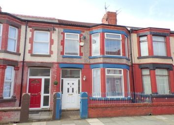 Thumbnail 3 bed terraced house to rent in Seeley Avenue, Birkenhead