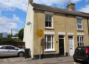 Thumbnail 2 bed end terrace house for sale in Palmerston Road, Woodston, Peterborough