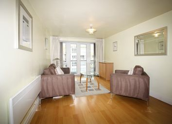 Thumbnail 1 bed flat to rent in St Davids Square, Lockes Wharf, Canary Wharf