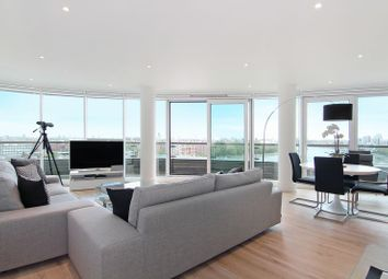 Thumbnail 3 bed flat for sale in Brewhouse Lane, London