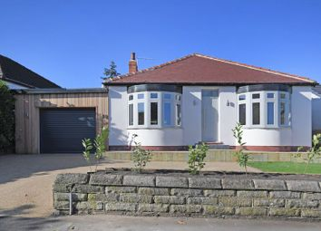 Thumbnail 3 bed bungalow for sale in Hutcliffe Wood Road, Beauchief, Sheffield