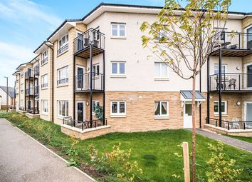 Thumbnail 2 bed flat for sale in Auld Coal Road, Bonnyrigg