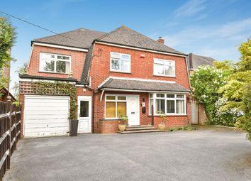 Thumbnail 4 bedroom detached house for sale in Homesteads Road, Kempshott, Basingstoke