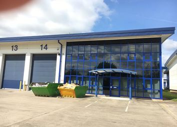 Thumbnail Light industrial to let in Unit 14, Delta Court, Doncaster