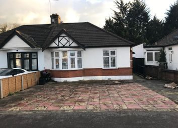 Thumbnail 3 bedroom bungalow to rent in Eastern Avenue, Ilford