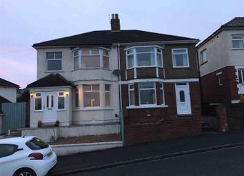 Thumbnail 3 bed semi-detached house for sale in Tennyson Road, Newport, Gwent