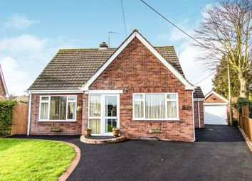 Thumbnail 3 bed detached house for sale in Upland Close, Horncastle, Lincolnshire, .
