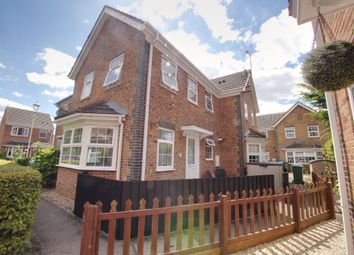 Thumbnail 2 bed end terrace house for sale in Avocet Way, Watermead, Aylesbury