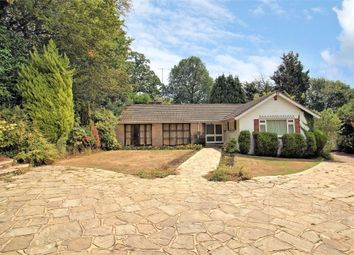 Thumbnail 3 bed detached bungalow for sale in Riverside Drive, Esher, Surrey