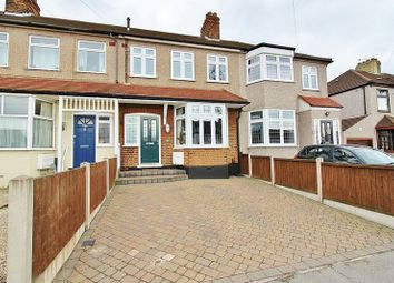 Thumbnail 3 bedroom terraced house for sale in Collier Row Lane, Romford