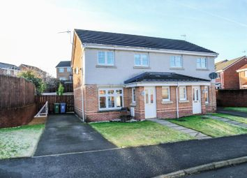 Thumbnail 3 bed semi-detached house for sale in Kidlaw Crescent, Alloa