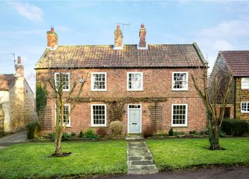 Thumbnail 4 bed detached house for sale in Howsham, York, North Yorkshire