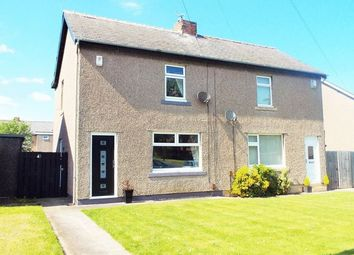 2 bed semi-detached house for sale in Grange Avenue, Shiremoor, Newcastle Upon Tyne NE27