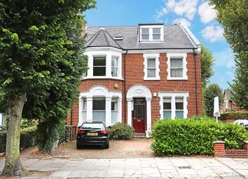 Thumbnail 3 bed flat to rent in Mount Park Road, London