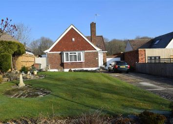 Thumbnail 2 bedroom detached bungalow for sale in Gillsmans Drive, St Leonards-On-Sea, East Sussex