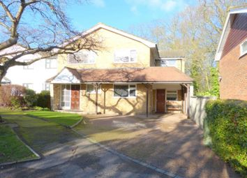Thumbnail 4 bed detached house for sale in Woodside, Elstree, Borehamwood
