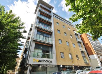 Thumbnail 1 bed flat for sale in The Exchange, 6 Scarbrook Road, Croydon