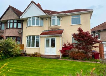 Thumbnail 3 bed semi-detached house to rent in Swanside Road, Swanside, Liverpool