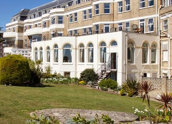 Thumbnail 2 bedroom flat for sale in East Overcliff Drive, Bournemouth
